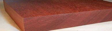 Exotic Wood:Bloodwood - Endgrain